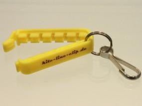 kite-line-clip gelb